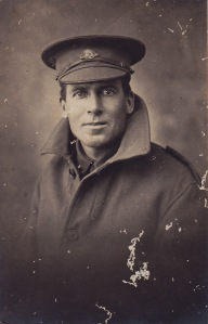 Private Walter Henry Brewster c. 1916