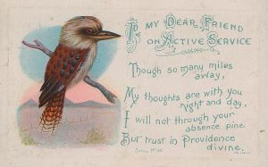 'To my dear friend'.By Broadhurst, William Henry, 1855-1927 [Public domain or Public domain], via Wikimedia Commons. From the collection of the State Library of NSW