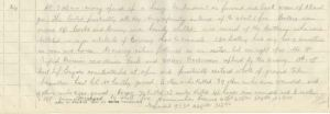 Unit diary entry for 24 April 1918