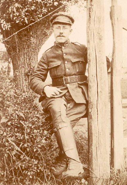 Franz Tommelein 1917
