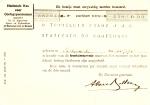 Franz Tommelein 1919