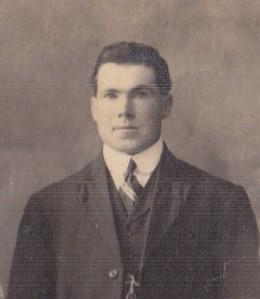 Frederick Weir 1915