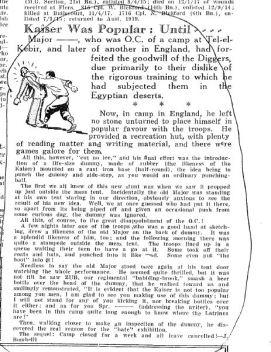 Reveille November 30 1931